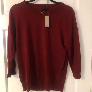J.Crew Merino wool sweater